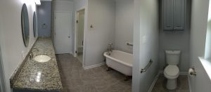 bathroom remodel contractor in central