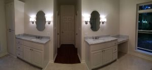 bathroom remodel contractor in denham springs