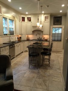 Baton Rouge Remodeling Contractor with new Kitchen