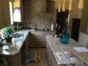 Baton Rouge Contractor with another Denham Springs Kitchen Remodel