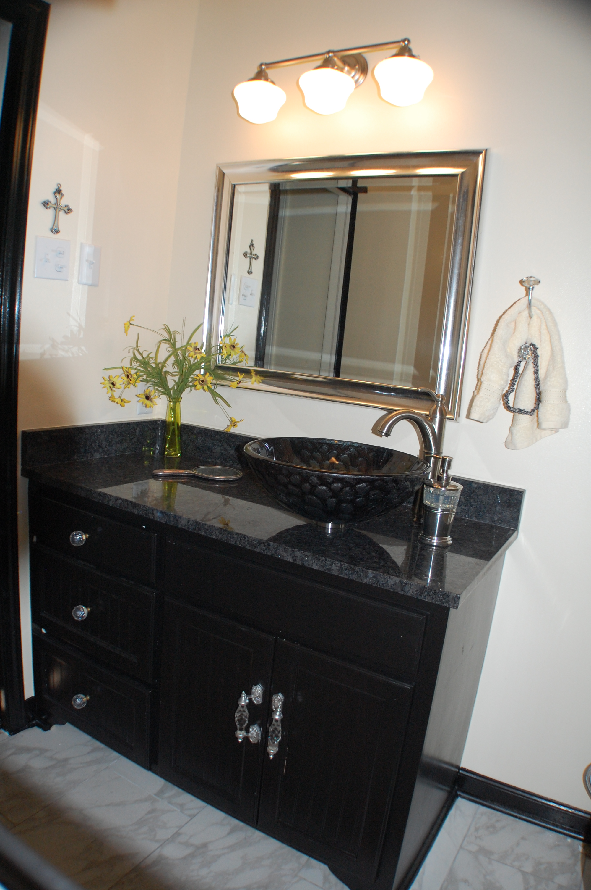 Bathroom Remodeling Baton Rouge westminster master bath and hall bath renovation - zitro construction