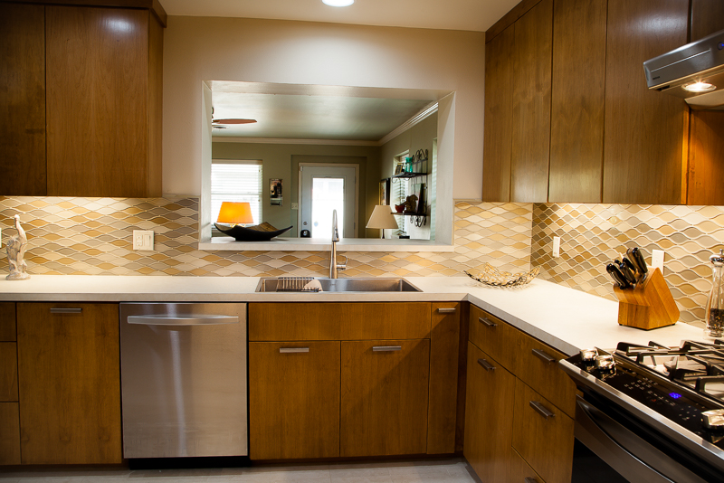 Kitchen Remodel By Baton Rouge Contractor
