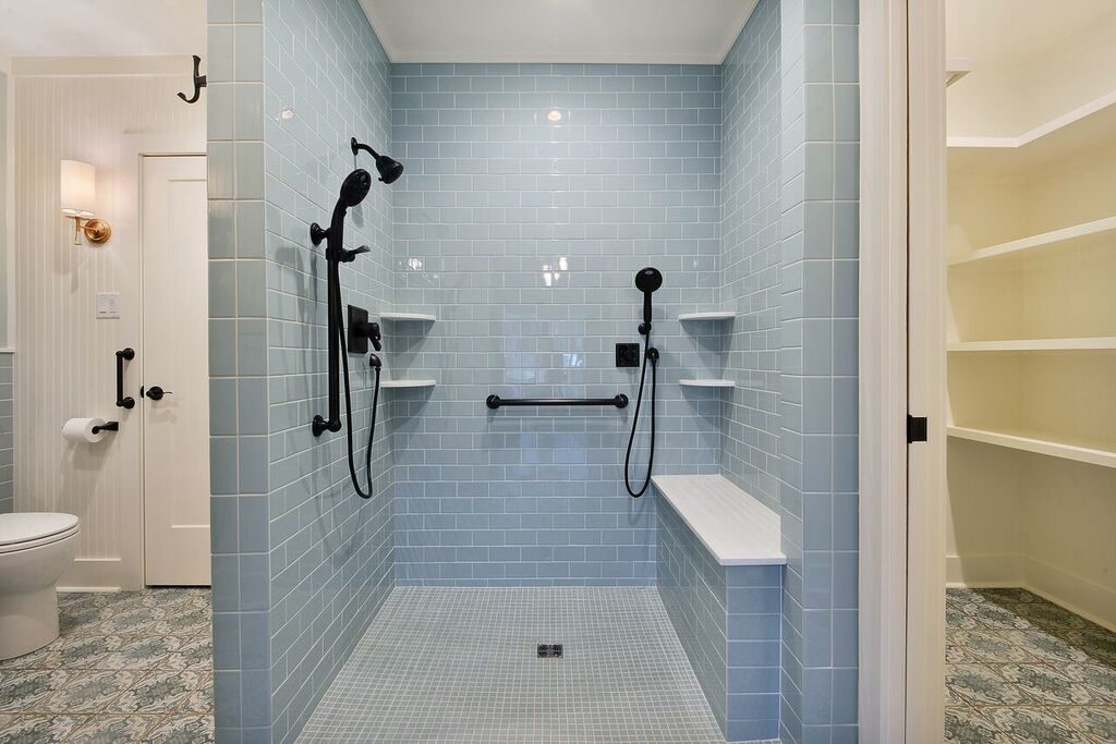 Grab bars for Baton Rouge Bathroom Remodeling Contractor