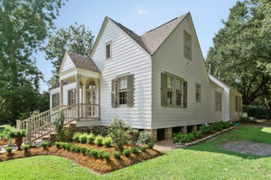 Baton Rouge Exterior Remodel House Painting