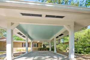 Baton Rouge Carport Ceiling