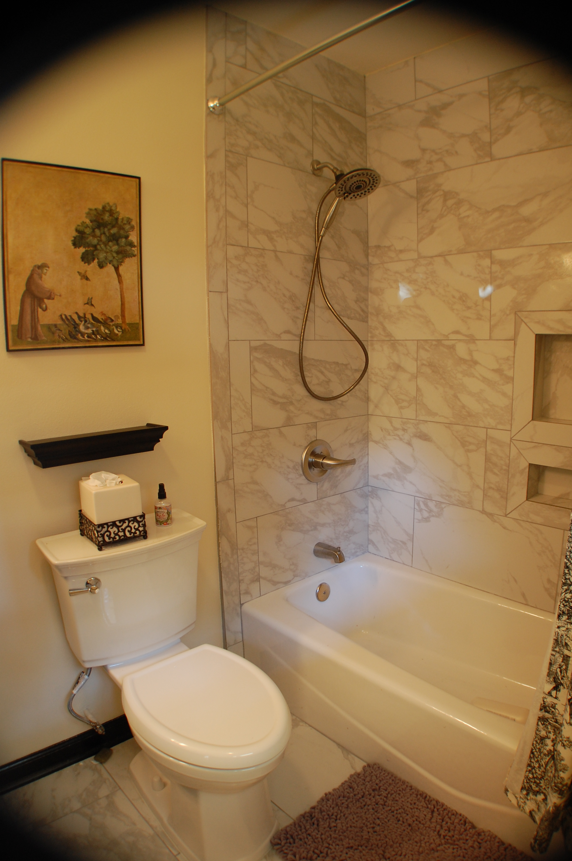 Westminster Master Bath And Hall Bath Renovation Zitro