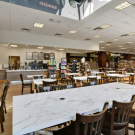 Barnes and Noble Commercial Renovation